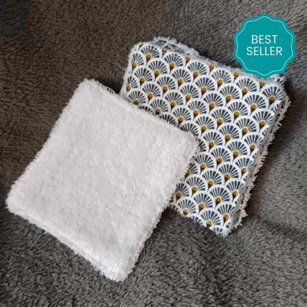 Cotons lavable bio ecotex