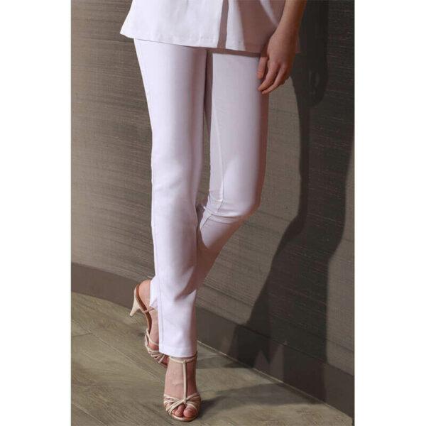 pantalon-savane-femme-blanc beauty street