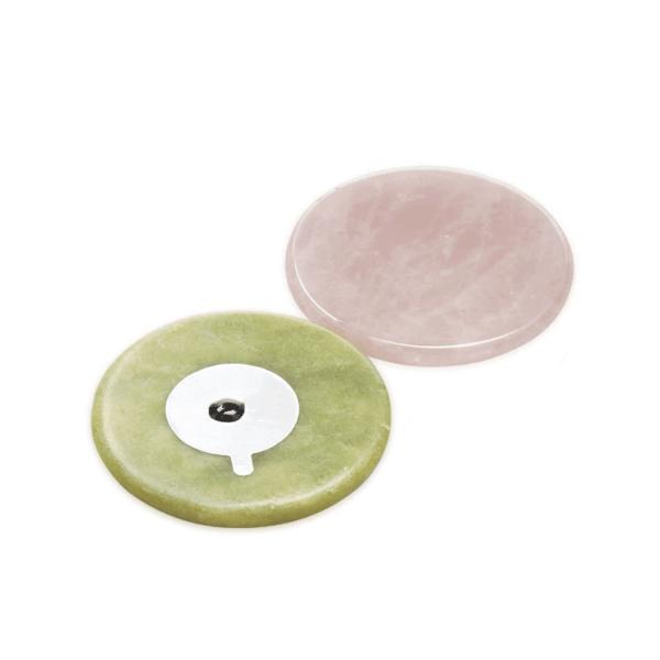 pierre de jade vert extensions de cils